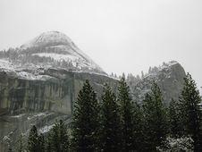 Free North Dome - Yosemite Stock Photos - 4593353