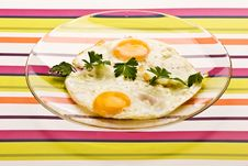 Free Breakfast Stock Photography - 4593422