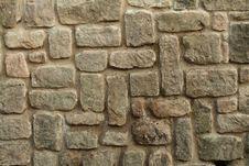 Free Stone Wall Royalty Free Stock Photography - 4593607