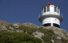 Free Lighthouse On Cape Point Royalty Free Stock Photos - 4594418