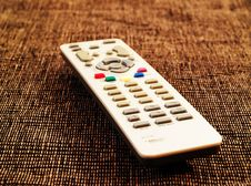 Remote TV Control Stock Photography