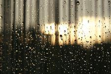 Free As Raindrops Fell Royalty Free Stock Photo - 4597205