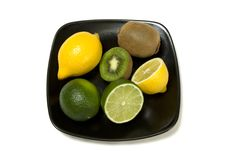 Free Fruit Plate Stock Images - 4597334