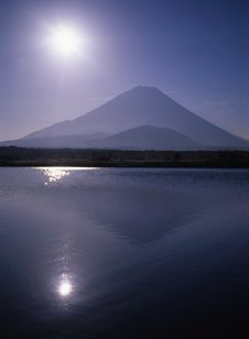 Free Mt Fuji-357 Royalty Free Stock Photos - 4598958