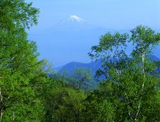 Free Mt Fuji-317 Royalty Free Stock Photography - 4599117