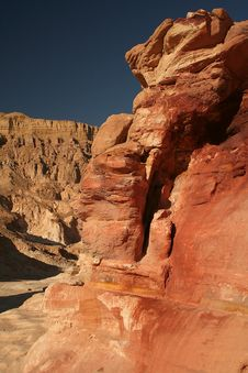 Free Red Canyon Royalty Free Stock Images - 4599169