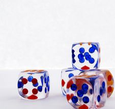 Free Dice Royalty Free Stock Photography - 4599447
