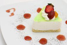Free Sweet Dessert Stock Image - 4599611