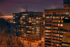 Free Appartments In HDR Royalty Free Stock Photo - 4599805
