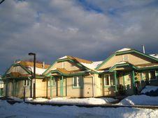 Free Seniors Housing Royalty Free Stock Images - 460289