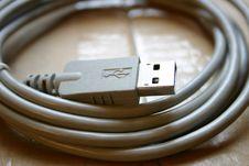 Free Grey USB Wire Stock Photos - 460453