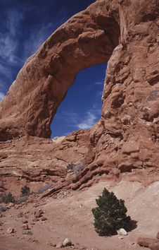 Free Arches National Park Stock Photo - 460540