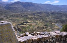 Free Colca Canyon Stock Images - 461284