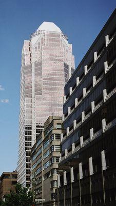 Free Skyscraper Royalty Free Stock Photo - 461775
