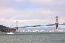 Free Bay Bridge Royalty Free Stock Images - 461789