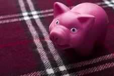 Free Pink Pig Royalty Free Stock Photography - 463047