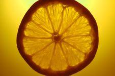 Free Orange Slice Stock Photo - 464000