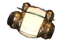 Free Futuristic Concept Car Model. Stock Photography - 464432