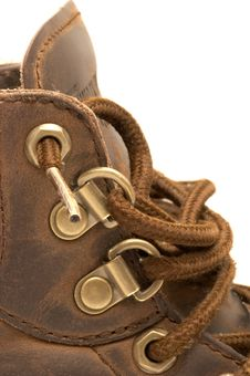 Free Boot Detail Stock Image - 465061