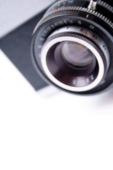Free Vintage Camera Lens Stock Photos - 466283