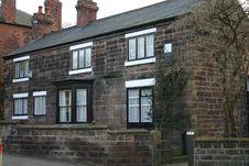 Free Old Stone Cottage Royalty Free Stock Image - 466776