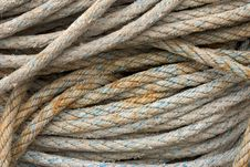 Free Rope 01 Stock Photography - 468202
