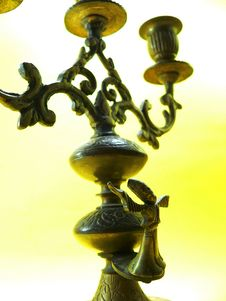 Free Candlestick Royalty Free Stock Photography - 468707