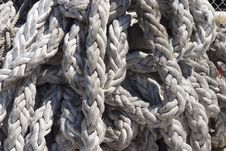 Free Rope 1 Royalty Free Stock Photos - 468938