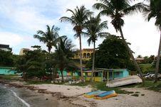 Free Colour Beach Stock Photography - 469002
