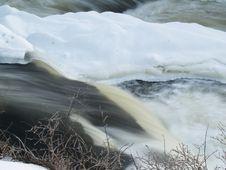 Free Water Flow. Stock Photo - 469550
