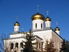 Free Orthodox Church Stock Photography - 469552