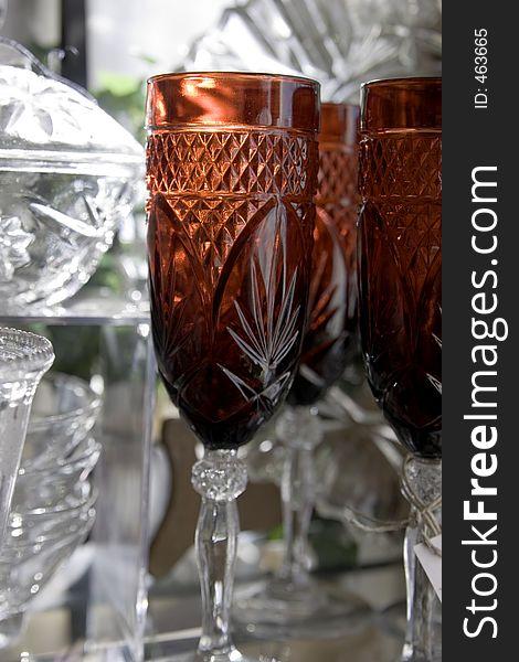 Festive Glassware