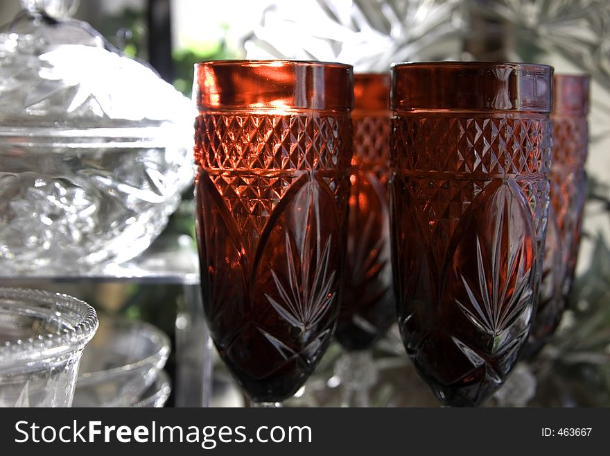 Festive Glassware II