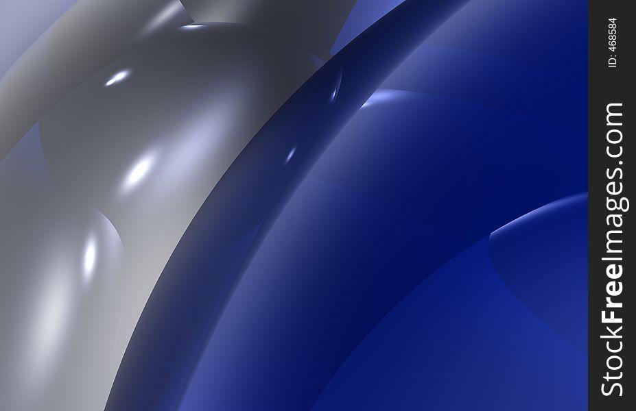 Blue ball 01