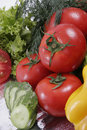 Free Vegetables Salad Royalty Free Stock Photo - 4600085
