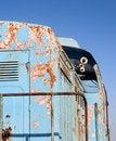Free Old Diesel Locomotive Royalty Free Stock Photo - 4604295
