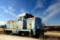 Free Old Diesel Locomotive Royalty Free Stock Image - 4604376