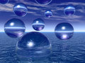 Free Water Balls Stock Photo - 4608700