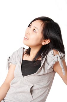 Free Asian Girl Stock Photos - 4600163