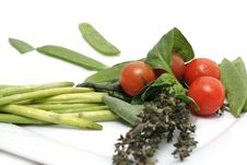 Free Still-life Vegetables Stock Image - 4600751