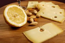 Free Cheese Still Life Royalty Free Stock Image - 4601166