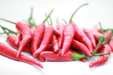 Free Peppers Royalty Free Stock Photography - 4601457