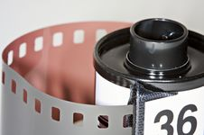 Free Film Canister Royalty Free Stock Photos - 4602818