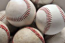 Baseballs Royalty Free Stock Photos