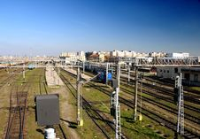 Free Railway Station Stock Images - 4604174