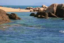 Free Seaside In Sanya Stock Photography - 4604342