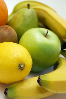 Free Beauty Fruits Composition Stock Photography - 4604622
