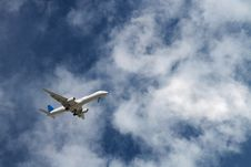 Free Airliner Stock Photo - 4604690