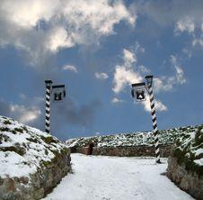 Free Winter Sky Stock Image - 4604931