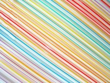 Straws Pattern Background Royalty Free Stock Photography